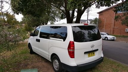 09Hyundai iload white in mint condition ready for work  Yagoona Bankstown Area Preview