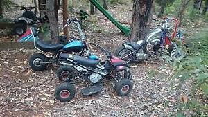 3 motorised vehicles Roleystone Armadale Area Preview
