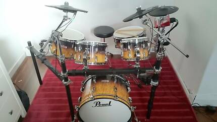 Pearl e pro live drum kit Claremont Nedlands Area Preview