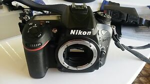 Nikon D7200 + Battery Grip - As New Katoomba Blue Mountains Preview
