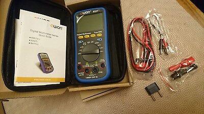 Owon B35t Digital Multimeter True-rms Bluetooth Voltmeter Ammeter Uk Stock