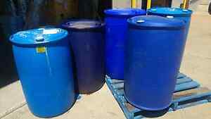 200L Plastic Drums - Used. Toowoomba Toowoomba City Preview