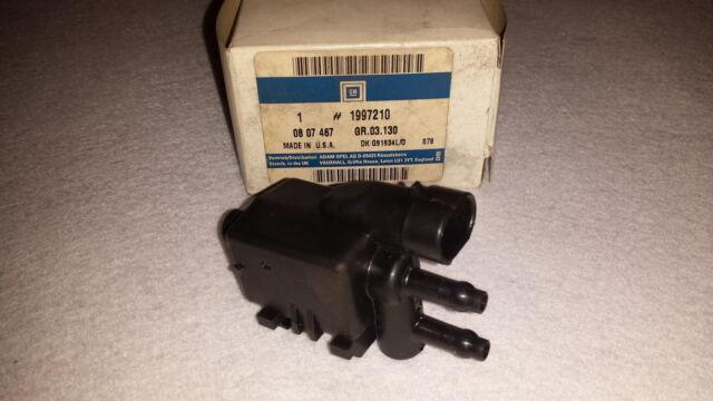 Original GM Ventil Verdampfungskontrolle Kraftstoff Evaporation control valve