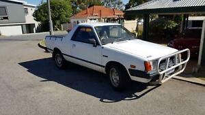 1989 Subaru Brumby