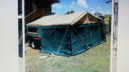 Camper Trailer - only used a couple of times... Boyne Island Gladstone City Preview