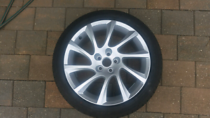"Genuine Irmscher Brand Holden Cruze 18"" Alloy Rims & Dunlop Tyres Hillbank Playford Area Preview"