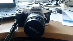 Canon EOS 500N 35mm Film SLR Camera with lens 28-80mm Rosebery Inner Sydney Preview