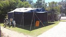 Camel Group Bushman Camper Trailer Off Road 13 Ft 2010 Curl Curl Manly Area Preview