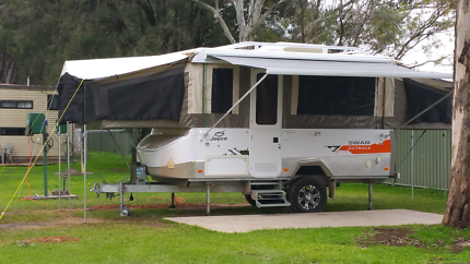 2011 Jayco Swan Outback Camper Trailer