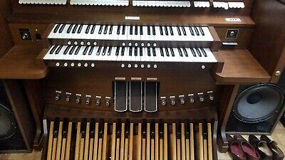 Allen Digital Organ, Model ADC 2160 with Alterable Tone Card Reader