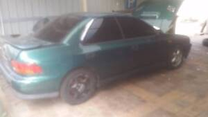 1997 Subaru WRX Sedan unlicensed Kwinana Beach Kwinana Area Preview