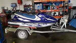 Yamaha jetski 1200cc Mount Austin Wagga Wagga City Preview