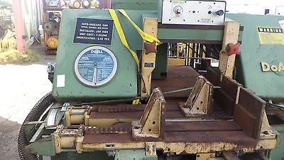 Doall Model Ct-1216a Automatic Horizontal Band Saw W Mitering Exgovernment
