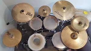 Drum Kit, Drumcraf Armadale Armadale Area Preview