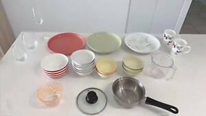Bowls, plates,cups Greenslopes Brisbane South West Preview