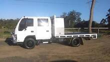 06 NPR Isuzu Dual Cab Gooseneck truck Car Licence Caboolture Caboolture Area Preview