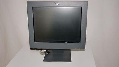 "IBM SurePoint 4820-5GB 15"" Touchscreen Monitor Powered USB"