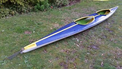 Firbeglass TK2 Kayak