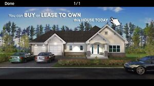 Buy This NEW 2700sq ft Bungalow at Glen Arbour