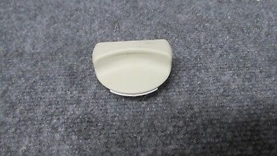 2186494N WHIRLPOOL REFRIGERATOR WATER FILTER CAP BISQUE