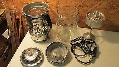 """1930's Pyrex """"4  Man"""" Coffee & Tea Pot"""