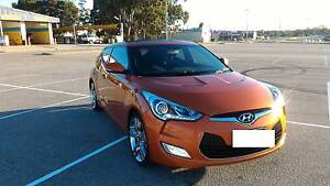 2013 Hyundai Veloster Coupe Kenwick Gosnells Area Preview