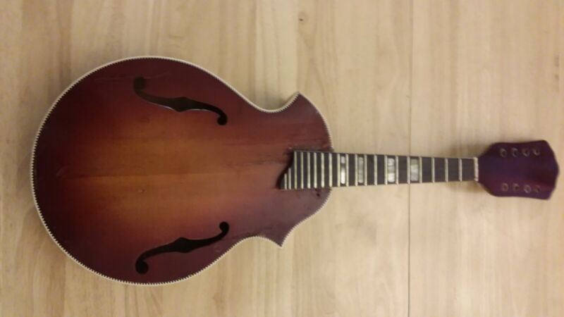 Kay Mandolin Project AS IS