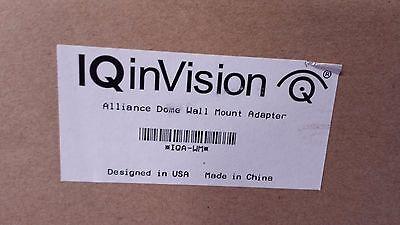 Iqinvision Iqa-wm Iqeye Alliance Wall Mount Adapter Ctno