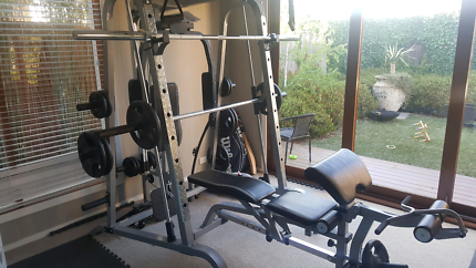Complete Home Gym - Smith Machine ONFROCE USA