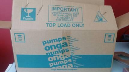 Onga Leisuretime LTP750 - 1.0 HP Pool Pump
