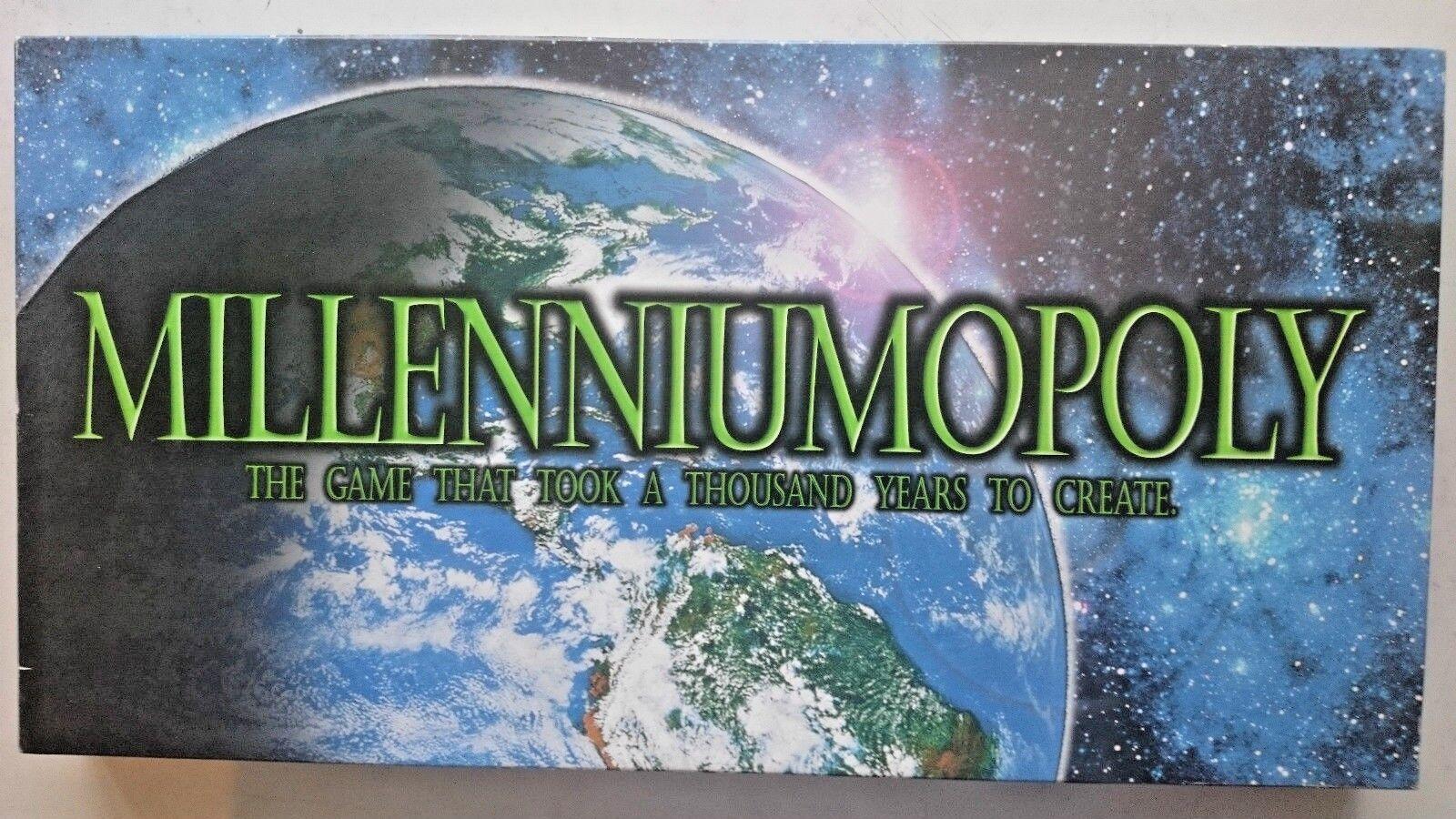 Millenniumopoly  Limited Edition