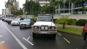 Nissan patrol GQ 4.2 diesel Cairns Cairns City Preview