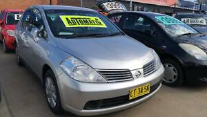 2006 Nissan Tiida ST ! Fully Serviced ! 1 Year Rego ! Drives Like New Granville Parramatta Area Preview