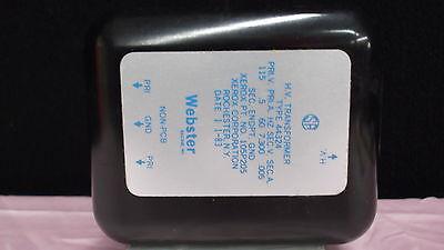 Webster High Voltage Transformer Type 44324