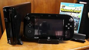 Wii U and 6 games Trade for Xbox/PS4