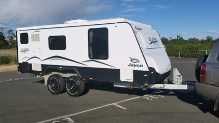 2015 Jayco Journey outback pop top.