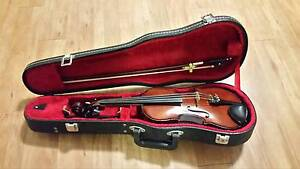 1/2 size violin - Copy of a Stradivarius. Made in Germany Mosman Park Cottesloe Area Preview