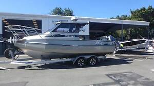 2012 Stabicraft 2570 Supercab + Twin Yamaha 150hp Four Stroke Boondall Brisbane North East Preview