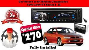 Holden Commodore AX1502BT VT Series I , II Single Din Car Stereo Dandenong North Greater Dandenong Preview