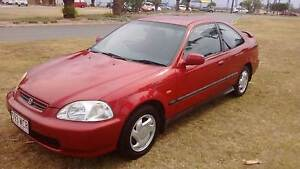 1997 Honda Civic Coupe Clontarf Redcliffe Area Preview