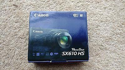 Canon PowerShot SX610 HS 20.2 MP Digital Camera 18x Zoom 3