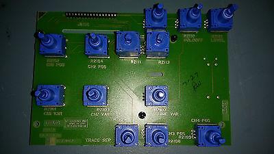 G8929-06 670-9402-00 Pot Pcb For Tektronix 2245a 2246a 2247a