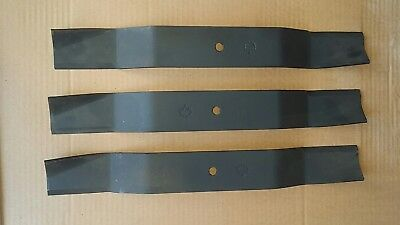 Lmc 60 Rear Discharge Finish Mower Blades Set Of 3 Code 241167