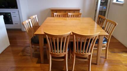 dining suite in Mandurah Area, WA | Dining Tables | Gumtree ...