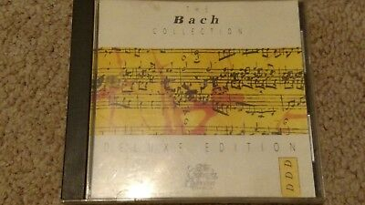 The Bach Collection - Deluxe Edition - Audio CD