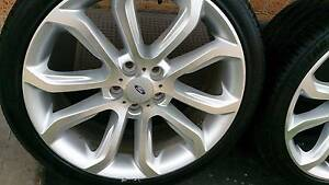 """19"""" Ford XR6 MKII Rims and Tyres 245/35R19 Dandenong South Greater Dandenong Preview"""