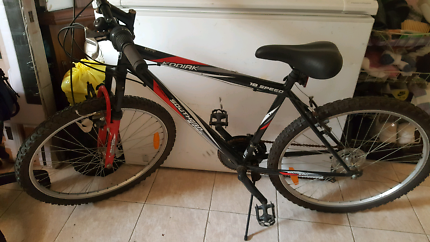 Southern star  mountain bicycle in good condition