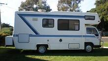 1991 WINNEBAGO FREEWAY MOTORHOME- PRICE REDUCED Black Hill Ballarat City Preview