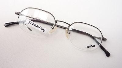 Brille Titan Brillenfassung kleines Gesicht stabil Federscharniere 46-19 Gr. S