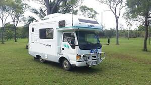 1996 4x4 Isuzu ELF Motorhome Bowen Whitsundays Area Preview